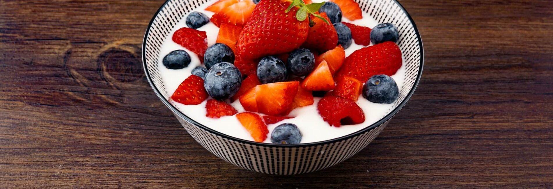 July 4th Bowl Dessert