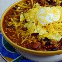 Taco Soup—Quick and Easy