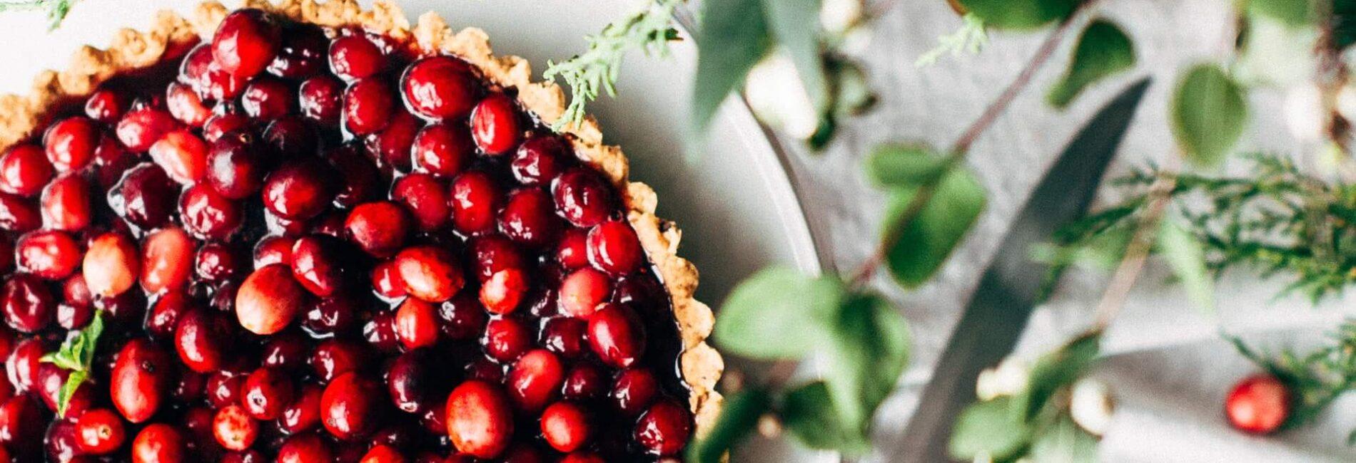 tart cherries, in pill form