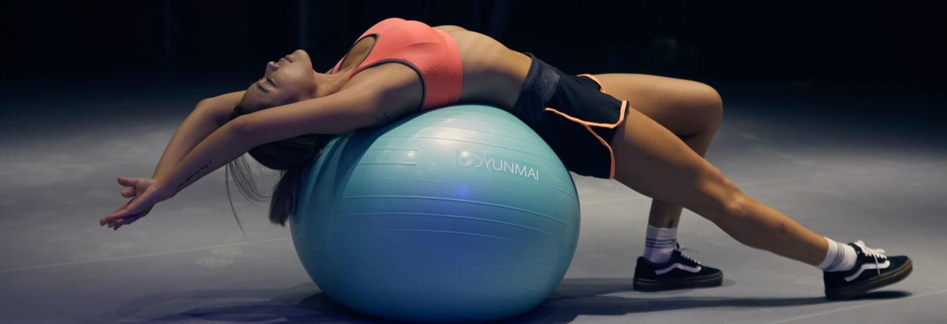 Pilates Balance Ball Chair For Better Posture