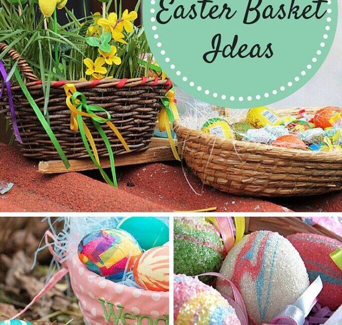 20 Easter Basket Ideas