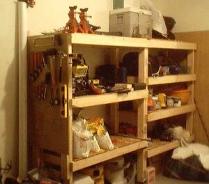 Organize the Garage: May's Fix-It-Up Project