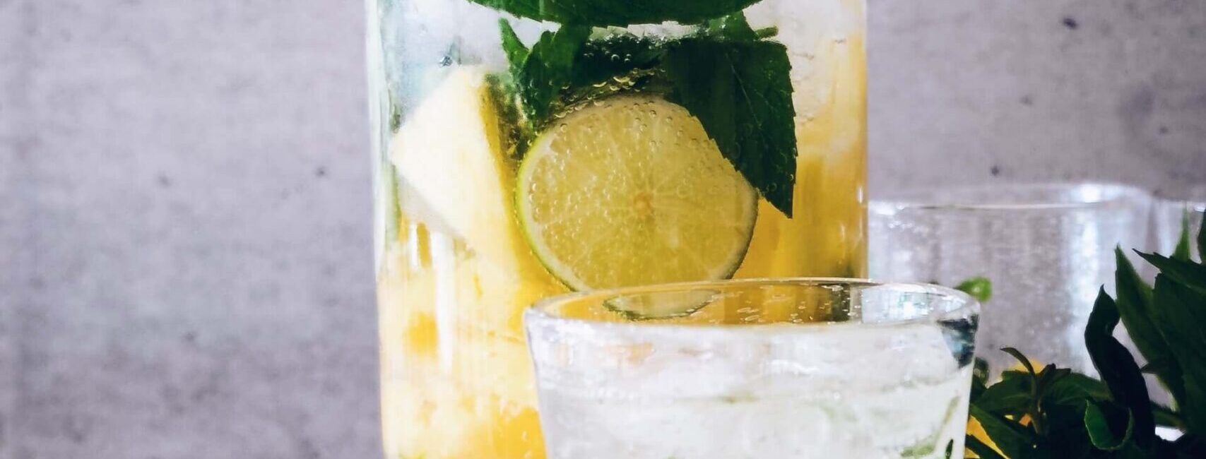 The Simple Goodness of Lemon Water