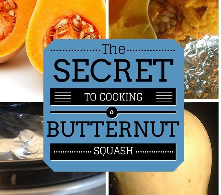 Use a Crockpot for the Easiest Way to Cook Butternut Squash